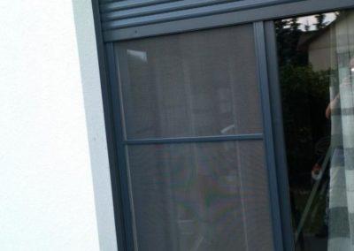 moskitiera przesuwna pod roletę zewnętrzną 2